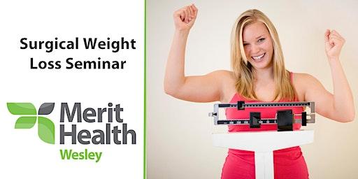 Surgical Weight Loss Seminar