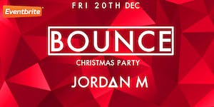 Bounce Christmas 2019 Event - Friday 20th December 2019