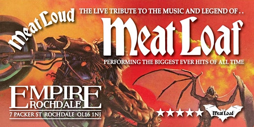 Meat Loaf tribute Meat Loud