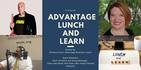 Advantage Lunch and Learn Is Back! tickets