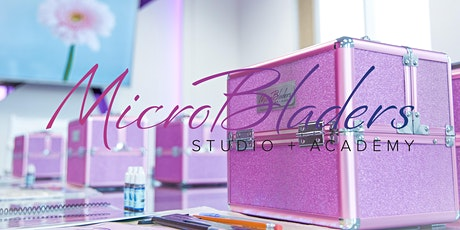 Las Vegas Microblading Training & Certification Course w/Intro to Manual Shading - 2-Day 9am -2pm | $200 deposit locks your spot tickets
