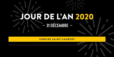 Jour de l'an | Siboire Saint-Laurent tickets