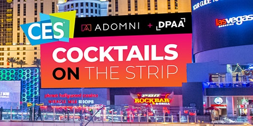 Adomni + DPAA CES 2020 Cocktail Party