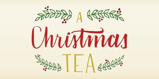 Christmas Time Tea