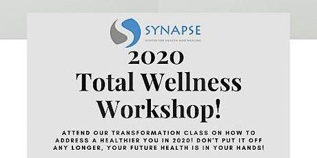 2020 Total Wellness Workshop tickets