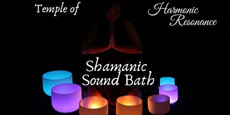 Shamanic Sound Bath tickets