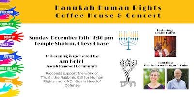 Hanukah Human Rights Coffee House & Concert