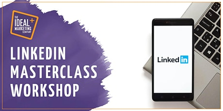 The LinkedIn Masterclass tickets