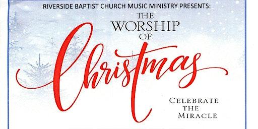 Riverside Baptist Church Christmas concert