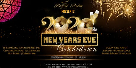 New Years Eve Madness tickets