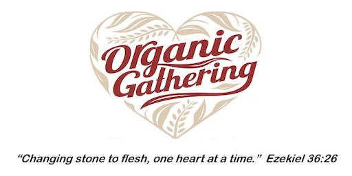 Organic HeartDesign Workshop, California, May 29-31 2020