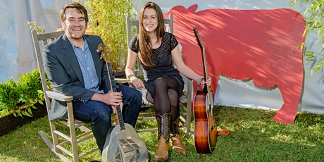 **RESCHEDULING** Caitlin Canty with Noam Pikelny - @BALLARD HOMESTEAD tickets