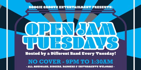 Tuesday Open Jam ft. Both Ends Burning tickets