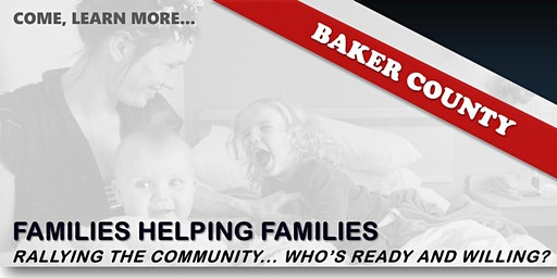 FAMILIES HELPING FAMILIES: Rallying the Community...