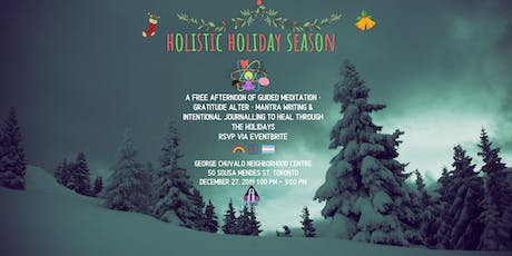 Holistic Holiday Event tickets
