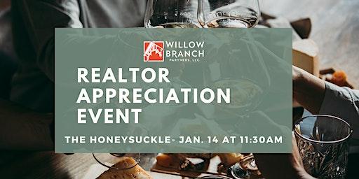 Willow Branch Partners Realtor Appreciation Event