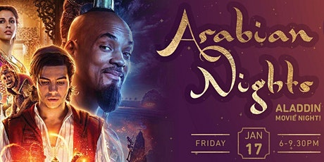 Waratah Moonlight Cinema, Arabian Nights tickets