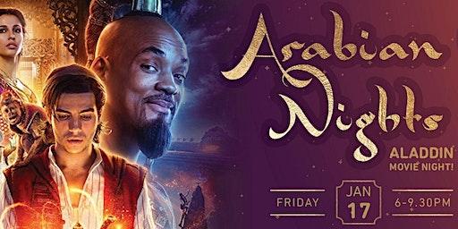 Waratah Moonlight Cinema, Arabian Nights