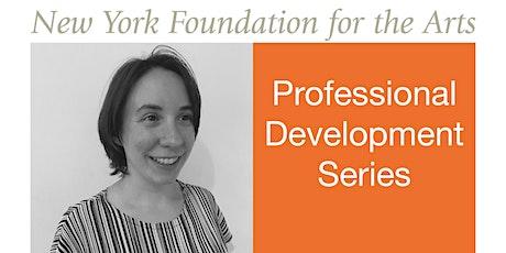 Professional Development Series: NYFA Fiscal Sponsorship tickets
