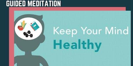 Mindful Meditation Workshop tickets