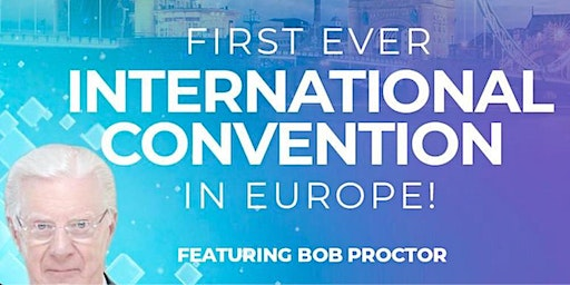 EUROPE'S LARGEST FOREX TRADING EVENT FEATURING BOB PROCTOR
