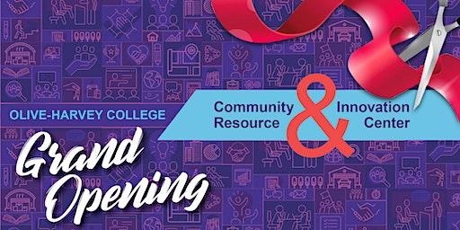OHC Community Resource Center Grand Opening