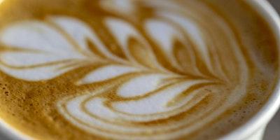 Fee Fi Foam Fun: Latte Art Practice Run