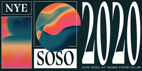 SOSO 2020 tickets