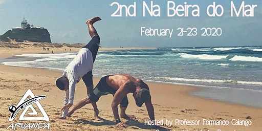 Na Beira do Mar-Capoeira Newcastle