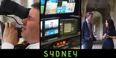 Media & Communication Training for Scientists - Sydney tickets