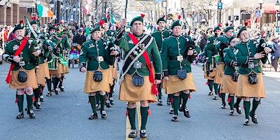 2020 Ballyshaners St. Patrick's Day Parade in Alexandria