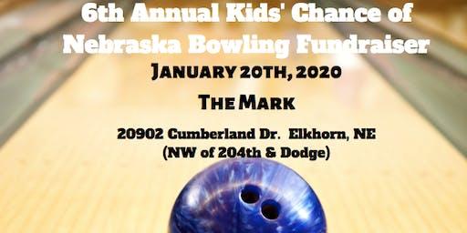 6th Annual Bowling Fundraiser
