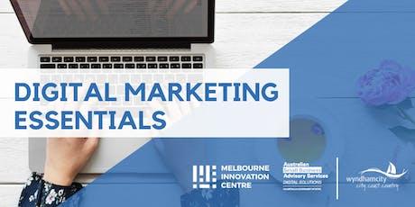 Digital Marketing Essentials - Wyndham tickets
