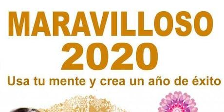 Conferencia: cierra tu ciclo y comienza un 2020 entradas