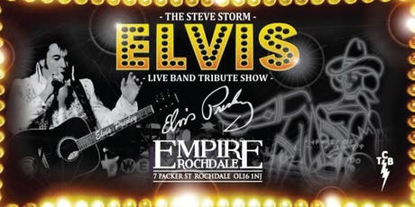 ELVIS - Special Full Live Band Tribute tickets