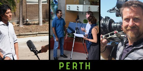 Media & Communication Training for Scientists - Perth tickets