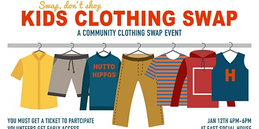 Kids Clothing Swap!