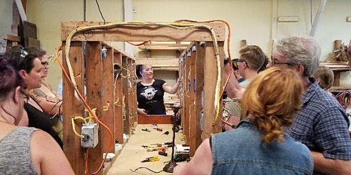 Women's* Intro to Electrical for Homeowners