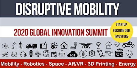Disruptive Mobility Summit tickets