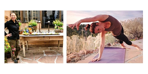 A Recipe for Self-Care:  Restorative Pilates and Cooking Class