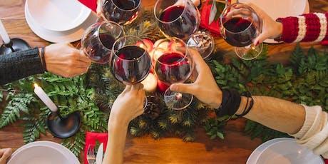 Non Profit Vegan 4 course Christmas dinner tickets