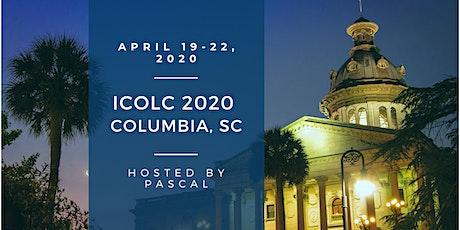 ICOLC 2020- Columbia tickets