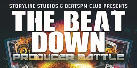 The Beat Down Producer Battle tickets