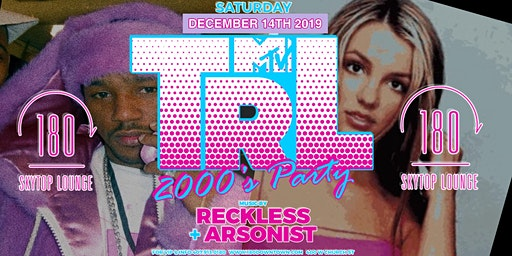 Copy of MTV TRL THEME PARTY!!! 2000's party