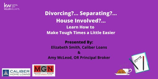 Divorcing or Separating? How To Handle The House