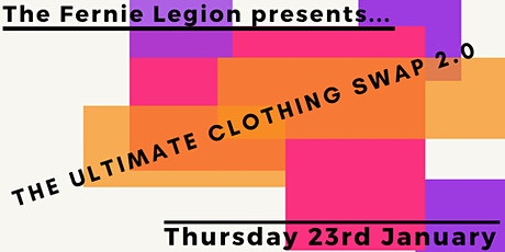 The Ultimate Clothing Swap 2.0 tickets