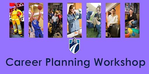 Career Planning Workshop-Watertown Campus (Spring 2020)