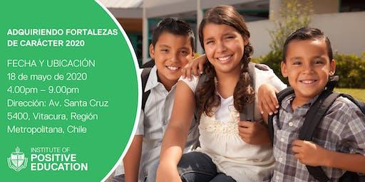 ADQUIRIENDO FORTALEZAS DE CARÁCTER 2020, Chile