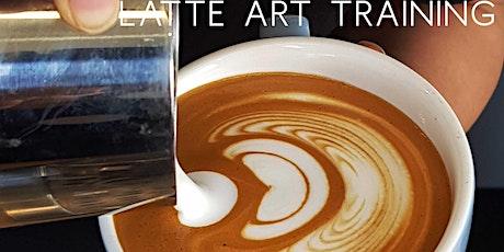 Latte Art Training tickets