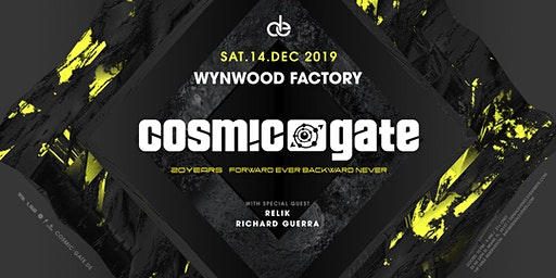 Cosmic Gate at Wynwood Factory